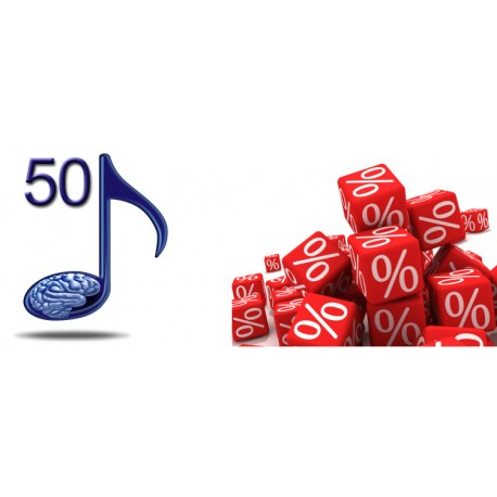 Silber - 50 Mindtrainings